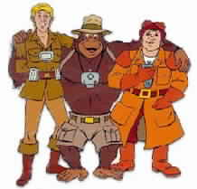 Filmation GhostBusters_Group1