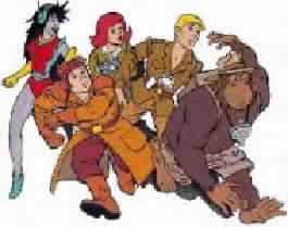 Filmation GhostBusters_Group2