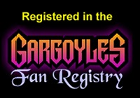 Register Gargoyles Fan